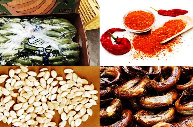Foodstuff Mini Exportation Business in Nigeria