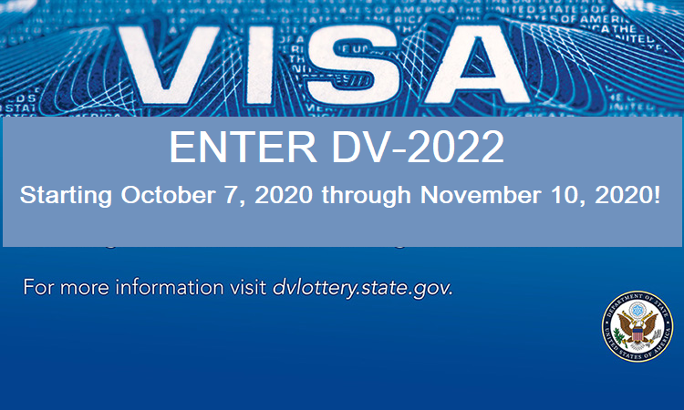 Step by Step on How to Apply for 2022 Diversity Visa Program FREE